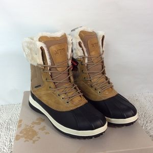 XTM Womens Georgie Winter Boot New In Box Size 8